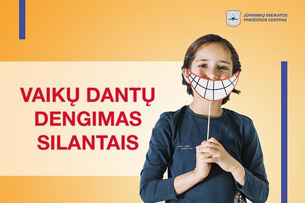 Dantų silantai