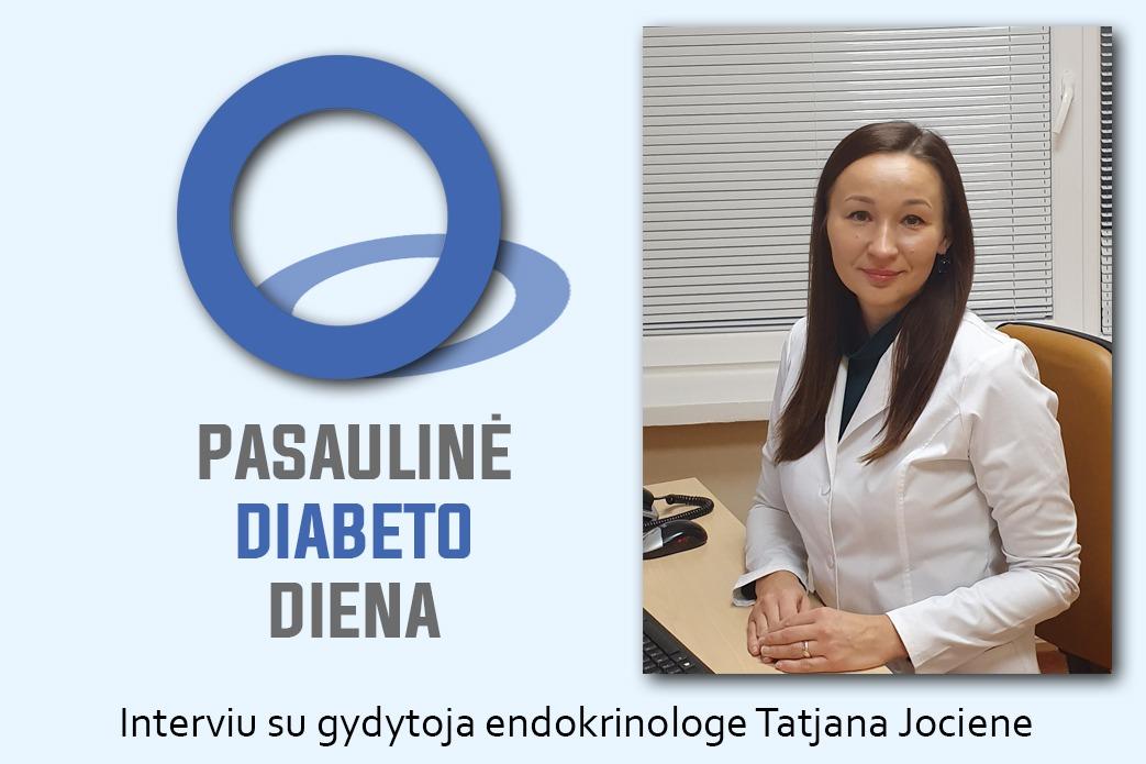 Lapkričio 14 d. – Pasaulinė diabeto diena