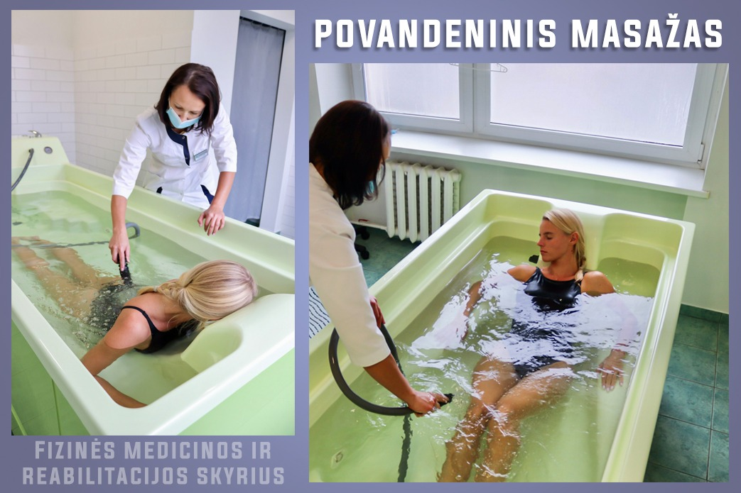 Kviečiame į fizinės medicinos ir reabilitacijos skyrių!