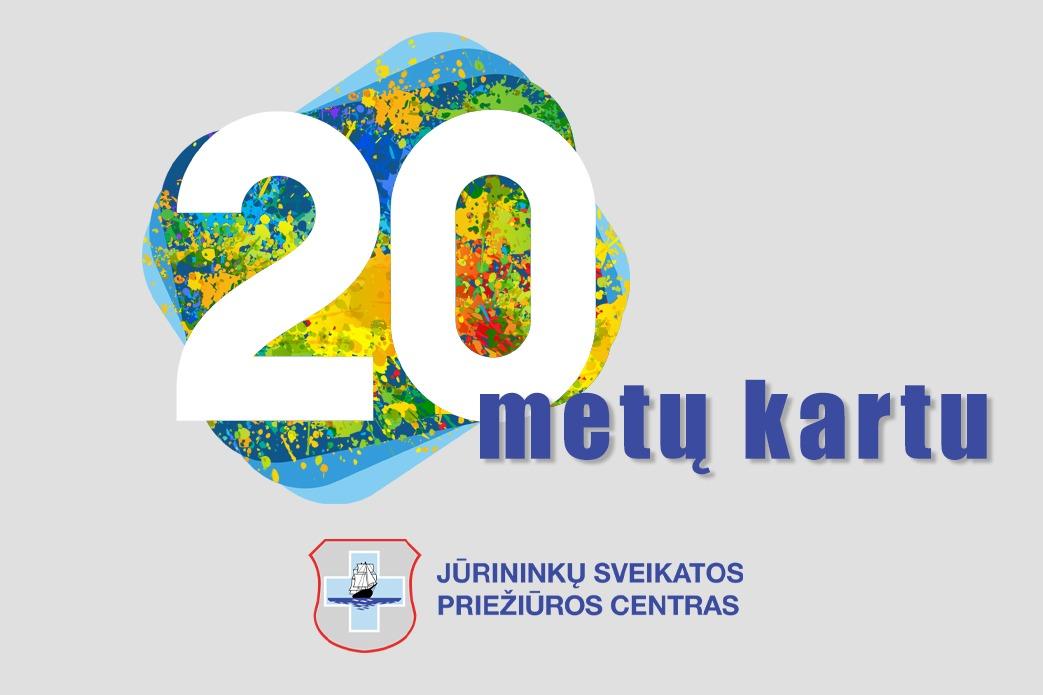 Jūrininkų sveikatos priežiūros centrui – 20 metų!