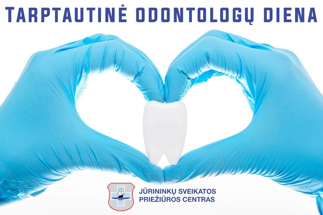Vasario 9 diena – tarptautinė odontologų diena