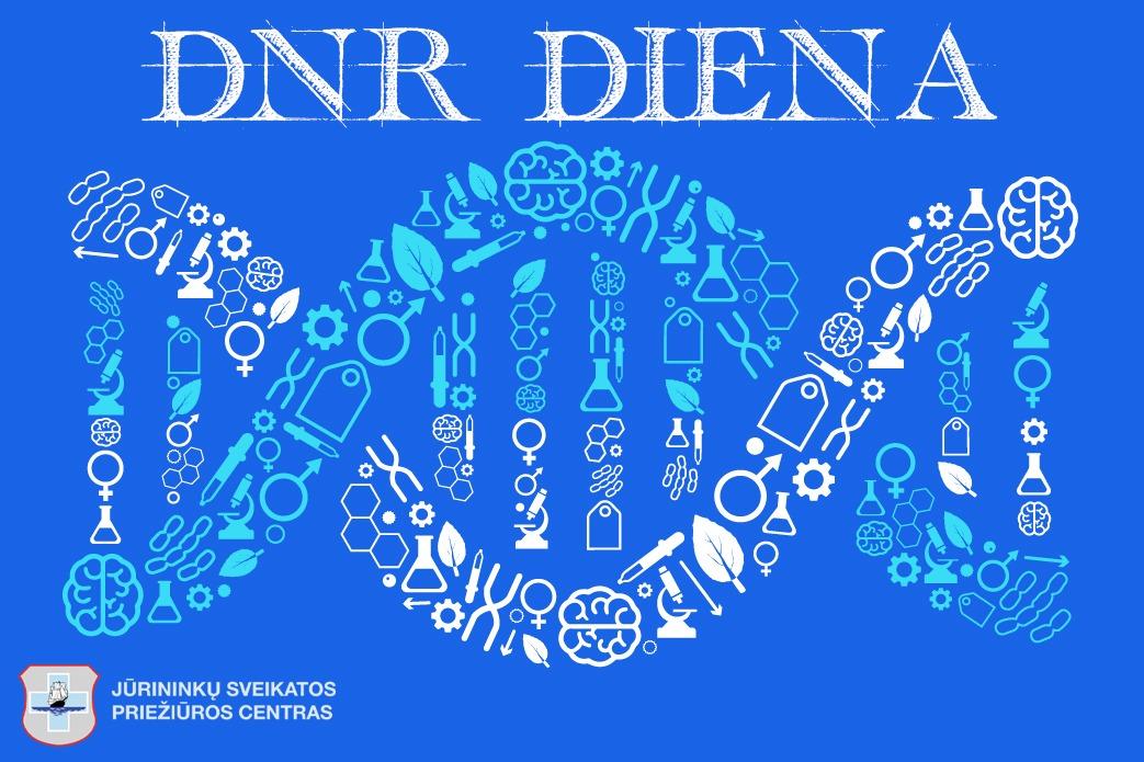 Šiandien – tarptautinė DNR diena